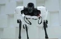 腾讯官方的浩瀚星辰从第一个全自研四足机器人逐渐