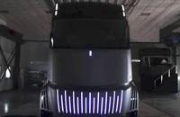 好意头已开发设计出纯电重型卡车,对比特斯拉汽车Semi