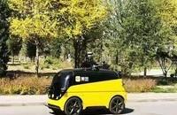 美团外卖公布L4级别自动驾驶派送车,快递公司外卖送餐小伙要找不到工作吗?