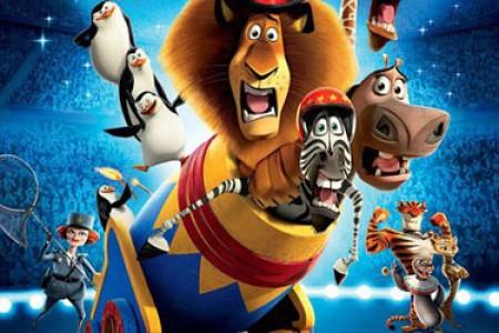 《马达加斯加3》影评:原来生活可以更嗲的